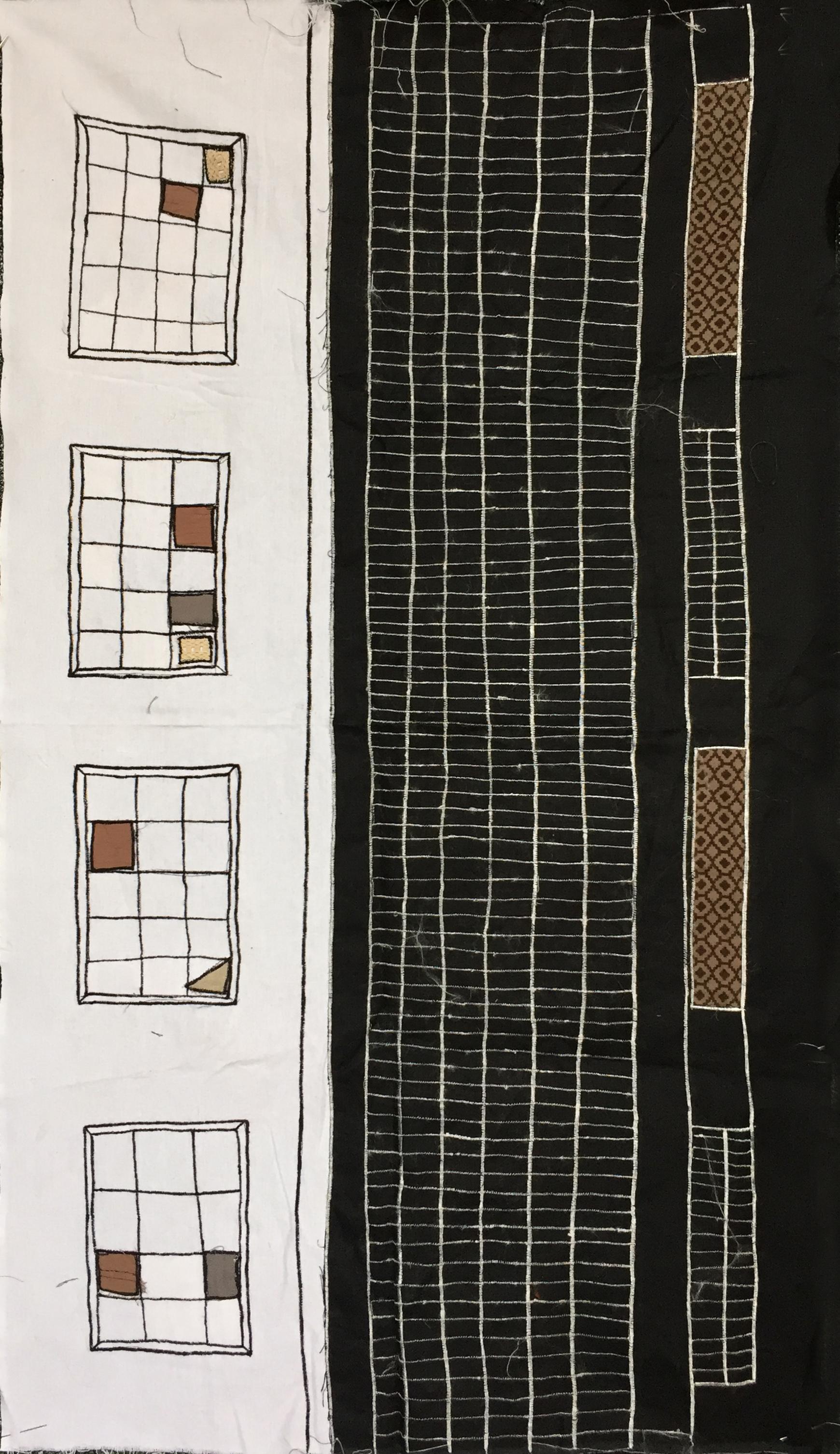 Fabric of the City. Bauhaus-100