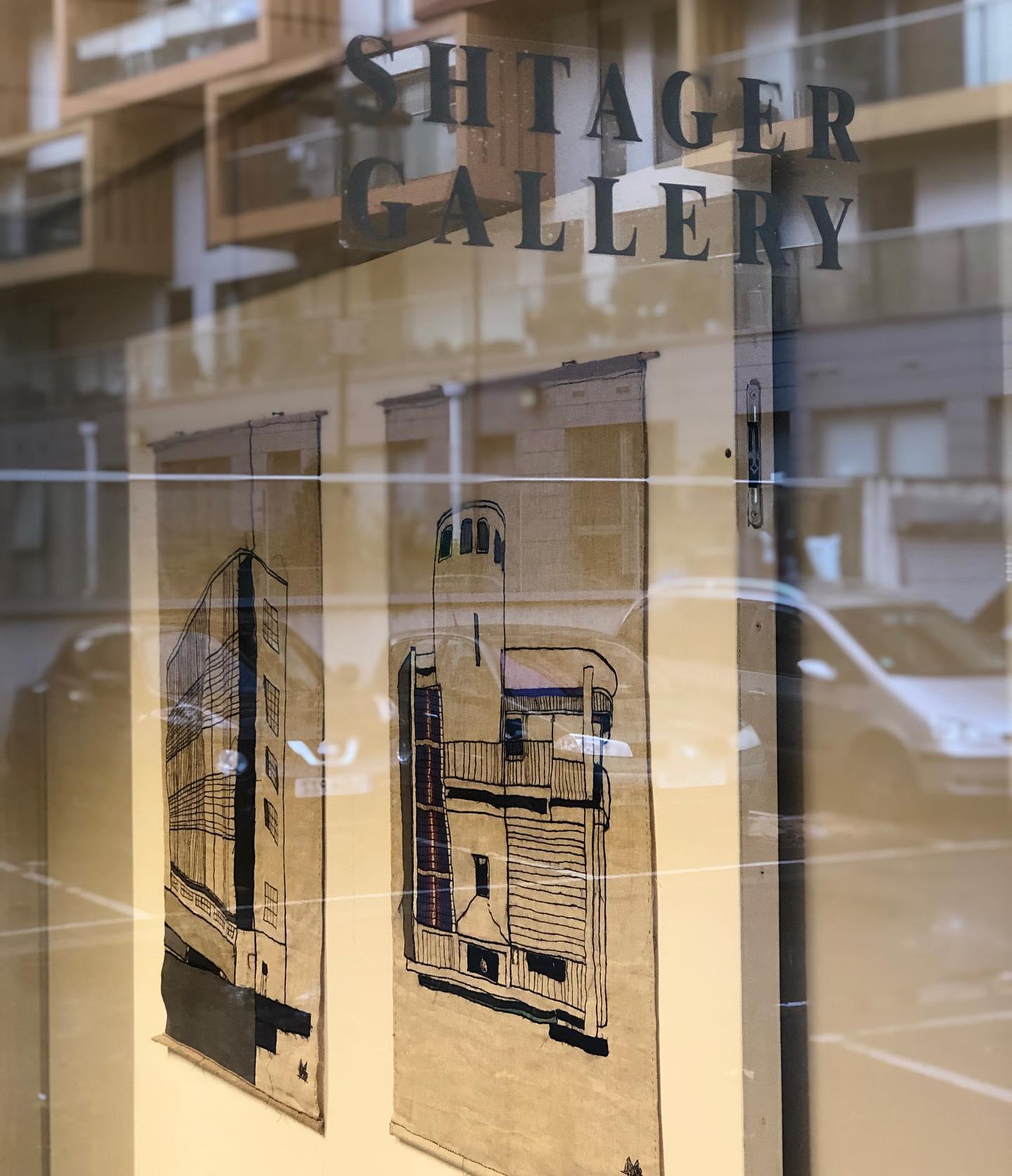Maria Arendt's opening exhibition. Bauhaus - 100. 2019